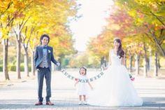 前撮りと家族写真をひとつに ファミリーウェディングフォト! | 結婚式の写真撮影 ウェディングカメラマン寺川昌宏(ブライダルフォト)