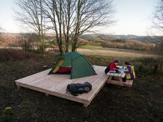 Wild campen in Deutschland: Wo es erlaubt ist - [GEO] Camping Lac, Camping Spots, Camping And Hiking, Tent Camping, Outdoor Camping, Outdoor Gear, Walmart Camping, Camping Ideas, Camping Checklist
