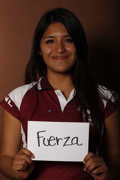 Strength, Mónica Franco, EstudianteUANL, Monterrey, México