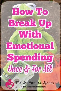 If your emotions decide your spending habits, you might be an emotional spender with a shopping addiction. Here's how to reduce your spending, control your money, and break free once and for all.