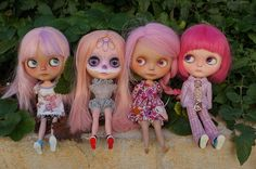 The pink girls :-)   Flickr - Photo Sharing!
