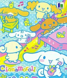 Cinnamoroll♡music time!!
