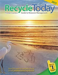 Recycling helps keep Florida BEAUTIFUL!  Pinellas County made some changes to their recycling program to make it easier.  Click here to find out more.