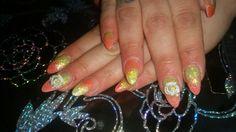 King Nails ♡ voor koningsdag ♡