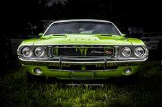 1970 Dodge Challenger RT by AmericanMuscle.deviantart.com on @deviantART