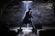 Dramatic new <em>Fantastic Beasts</em> sequel photo released