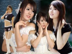 Hwang Mi Hee Collage