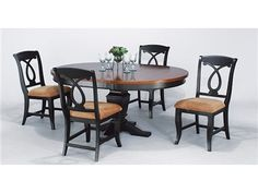 Shop for Cochrane Table Top (Amaretto/Onyx), 1114812, and other Dining Room Tables at Patrick Furniture in Cape Girardeau, MO 63701. To complete table, see 93042 Table Base.