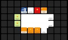 Webmix con recursos para trabajar los procesadores de textos. Creado por Gerard Gutiérrez para #REAaicle_INTEF