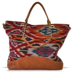 Inspiration - I want this bag for fall.  Maybe I can make my own version