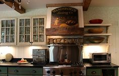 Before & After: Renita's New Kitchen Goes Back in Time bread ornament, brass bread, cabinet doors, new kitchens, country kitchens, farmhouse kitchens, renita kitchen, artwork, kitchen cabinets
