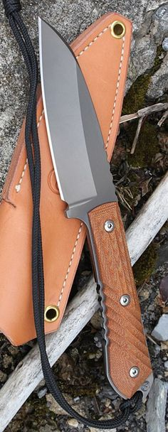 Chris Reeve Nyala Insingo S35VN Custom Tactical Combat Hunting Skinner Fixed Blade Knife
