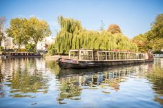 A canal boat cruise from Little Venice to the Zoo - a fun way to start your day out.