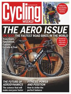 Published by TI Media Limited\n\nCycling Weekly is the UK\'s only weekly special interest magazine focusing on the cycling market. It is the best source of breaking international and UK news, race reportage, reliable fitness advice, trustworthy product reviews and inspirational features for British cyclists. Always a great read, Cycling Weekly inspires you to ride your bike more! Cycling Weekly, Cycling Holiday, Weekly Specials, Uk News, Lose Belly Fat, Hiit, Abs, Weight Loss