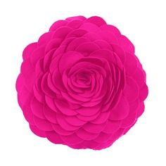 Eva's Flower Garden Decorative Throw Pillow. 13 Inch Round. (Fuchsia, One Size) Fennco,http://www.amazon.com/dp/B0079Q37ZI/ref=cm_sw_r_pi_dp_WMcWsb1S08HF5EZ2