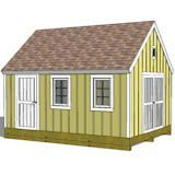 Amazing Shed Plans - Shed. Another Dirt Bike Workshop Shed Idea. - Now You Can Build ANY Shed In A Weekend Even If You've Zero Woodworking Experience! Start building amazing sheds the easier way with a collection of shed plans! Storage Building Plans, Storage Shed Plans, Building A Shed, Garage Storage, Shed Plans 12x16, Free Shed Plans, Portable Sheds, 10x12 Shed, Barn Style Shed