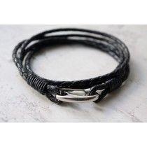 Braided Bracelets, Leather Bracelets, Bracelets For Men, Braided Leather, Braids, Jewelry, Bang Braids, Cornrows, Jewlery