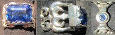 Massive kyanite in a Shiva trident Designed Ring by KalaKali, €180.00