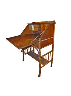 Obedient Small Table Furniture Low Living Room Wood Lacquered Chinoiserie Antique Style Furniture
