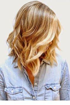 Le blond pétillant