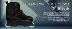 nomadeshop design triggerskate rainbow juliencudot