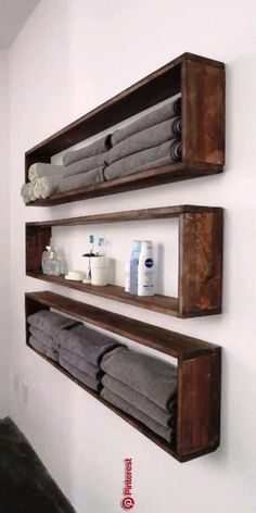 Diy Home Decor On A Budget, Decorating On A Budget, House Ideas On A Budget, Diy Projects On A Budget, Foyer Decorating, Diy Storage, Diy Organization, Storage Ideas, Wall Shelving