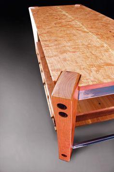 Custom Woodwork Desks & Tables - Handmade in Telluride by Matt Downer Designs