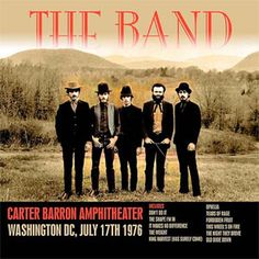 The-Band-Carter-Barron-Amphitheater-Washington-DC-July-17th-1976-180g-2LP