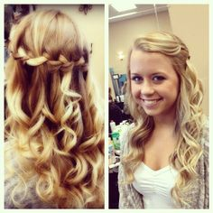 The Perfect Prom Hair