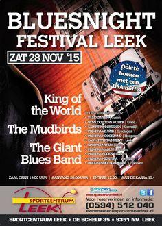 BluesNight Leek 2015 | www.bluesheat.nl