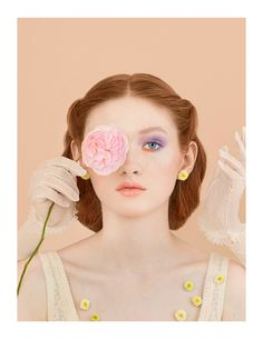 """Check out this @Behance project: """"Flower Nostalgia""""…"""