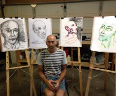 "the_simple_tulip on Instagram: ""Waterman Street Art Group (mine far left)"""