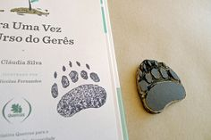 There was a bear from Gerês by Nicolau , via Behance