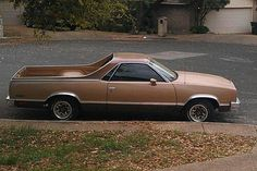 1985 Chevy El Camino