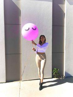 Eyelash Pink Balloon #Eyelash #Eyelashballoon #Unicorneyelash #Pinkballoon #Pinkconfetti #Glitterballoon #Confetti #Bubbleballoon #Pinkparties #Girl #Girls #Girlsparties #Birthday #Birthdayideas #Adelaideballoons #Celebration #Partydecor #Decor #Balloonsadelaide #PuffandPop