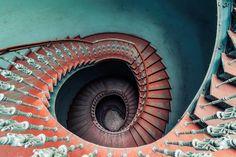 Spirit of Place: Ruin Photography by Aurélien Villette   Inspiration Grid   Design Inspiration