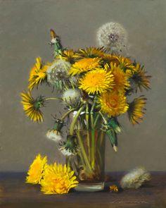 Jeffrey T. Larson - Dandelion Bouquet
