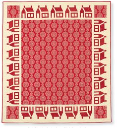 Martingale - Fig Tree Quilts - Houses http://www.shopmartingale.com/fig-tree-quilts-houses.html
