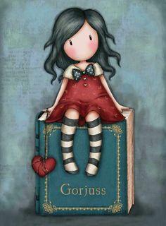 Gorjuss girl!