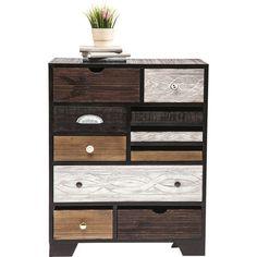 DresserQuinta 10 Drawers - KARE Design