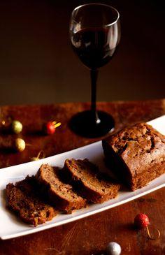 christmas wine fruit cake recipe | eggless wine fruit cake recipe