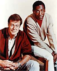 Robert Culp and Bill Cosby were International tennis players as a cover for their spying. It had serious and funny moments. Though Robert Culp had a beefier role both guys could pull the ladies.
