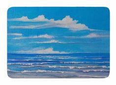 Sanibel Island by Rosie Brown Memory Foam Bath Mat