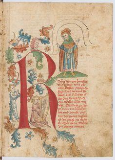 """Zürich, Zentralbibliothek / Ms. C 5 – """"Historienbibel"""" (IIa) / f. 13r"""