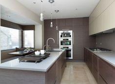 graue Designs küche holz idee