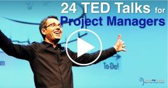 You may know what a fantastic resource TED is. But what are the best TED talks for Project Managers? I have selflessly spent many hours watching for you.