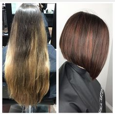 MAKEOVER: Running With The Opportunity - Hair Color - Modern Salon