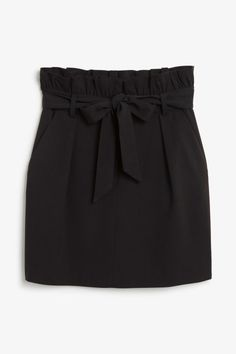 We do fashion like a boss - Online shop Monki, World Of Fashion, Waist Skirt, Short Dresses, Denim, My Style, Skirts, How To Wear, Shopping