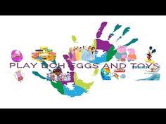Play Dough - Play Doh Toys -Playdoh Doh Island Beach Buggy - YouTube