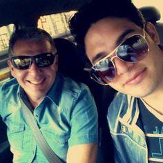 a new photo taken by bermudez_john! La osadía positiva trae consigo algo sublime y poderoso el compromiso de atreverse a lograr con responsabilidad las metas propuestas y alcanzarlas con mucha tenacidad. @andresbaez05 mi afecto sincero. #proyectos #metas #amigos #animacion #consejos #humildad #venevision #caracas #ciudadojeda #zulia #venezuela http://ift.tt/1nInVEq